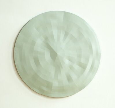 Rupert Deese, 'Merced and Tuolumne/10 (pale green)', 2006