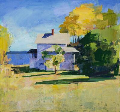Kurt Solmssen, 'White House at Lakebay', 2019