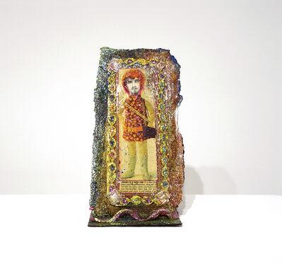 Thomas Lanigan-Schmidt, 'Twinky as Now Girl (Self-Portrait)', 1967-1969