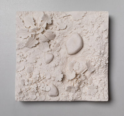 Kate MacDowell, 'Patch of Ground, Henbit', 2019