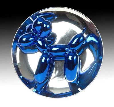 Jeff Koons, 'Balloon Dog blue', 2002