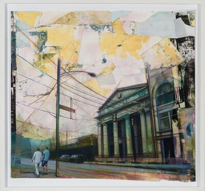 Isaac Payne, 'Weather Bank', 2019