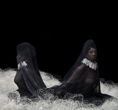 Ayana V. Jackson, 'Double Goddess... A Sighting in the Abyss', 2019