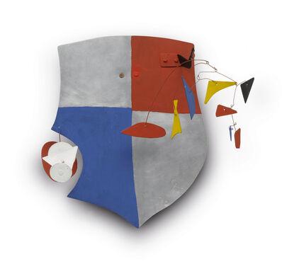 Alexander Calder, 'Shield', 1976