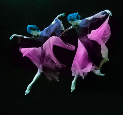Howard Schatz, 'Underwater Study #3285', 2000