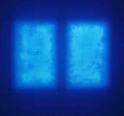 Brigitte Kowanz, 'Reflect - Reflexion', 2000