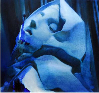 Kobi Assaf, 'The Gift (Pieta Blue)', 2016