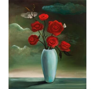 Jane Smaldone, 'Listening to Maria Callas', 2016