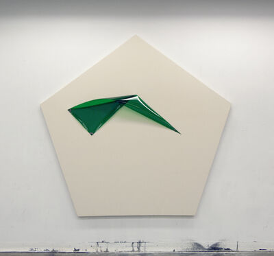 Oscar Figueroa, 'Triangle to Pentagon', 2014