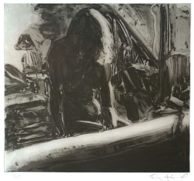Eric Fischl, 'Untitled (Nude)', 1999