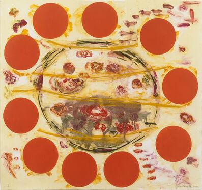 Joan Snyder, '33 Madrigals I', 2001
