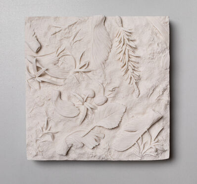 Kate MacDowell, 'Patch of Ground, Maple Seeds', 2019