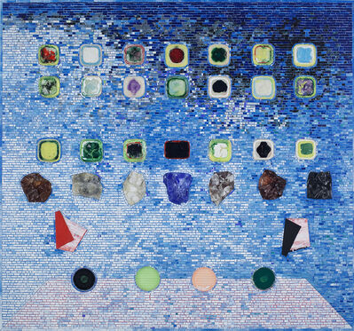 Jack Whitten, 'Apps for Obama', 2011