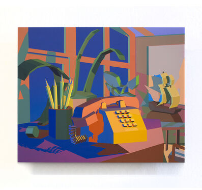 Jonathan Chapline, 'Home Office', 2019