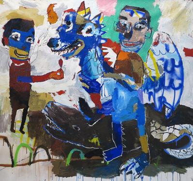 Starsky Brines, 'El Mundo Y Sus Vueltas', 2020