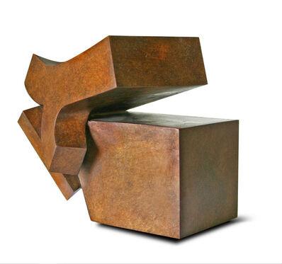 Neil Ferber, 'Split Cube', 2020