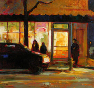 Doug Dawson, 'Pizza Shop', 2018