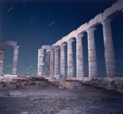 Richard Misrach, 'Sounion, Greece (Star Trails)', 1979