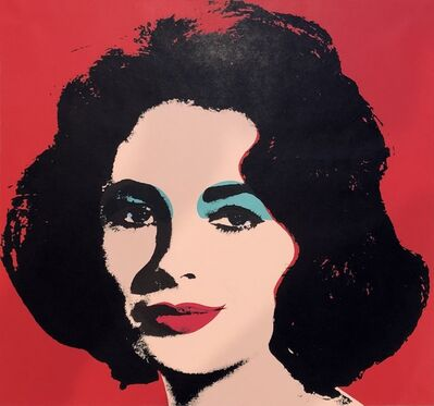 Andy Warhol, 'Liz', 1964-65