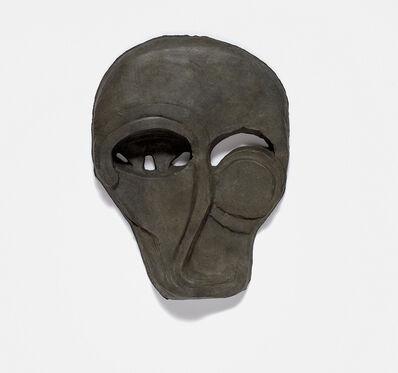 Thomas Houseago, 'Oxford Mask', 2010