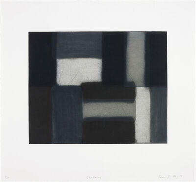 Sean Scully, 'Shadowing', 2010