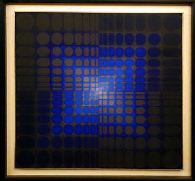 """Jean-Pierre Vasarely, '""""GYK""""', 1974"""