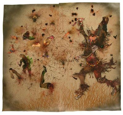 Wangechi Mutu, 'Try Dismantling the Little Empire Inside You', 2007