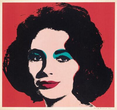 Andy Warhol, 'Liz (FS II.7)', 1964