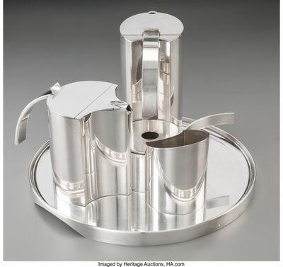 Lino Sabattini, 'Five-Piece Coffee and Tea Service', circa 1960
