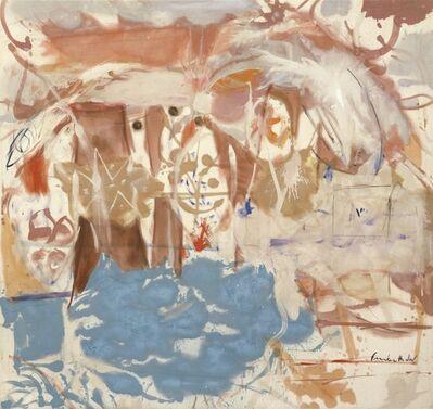 Helen Frankenthaler, 'Dawn After the Storm', 1957