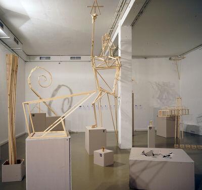 ZIP Group, 'Utopian Skeleton', 2014