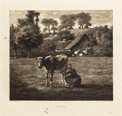 Jean-François Millet, 'Le Moulin', 1880