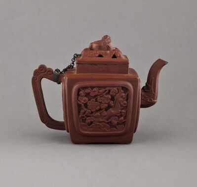 'Teapot with Lid', date unknown