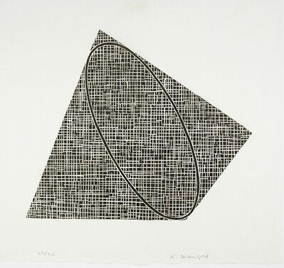 Robert Mangold (b.1937), 'Untitled', 1989-1990