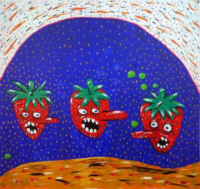 Elad Rosen, 'Strawberry's Congress', 2018