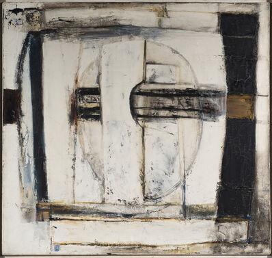 Paul Feiler, 'Pierced Vertical', 1963-1964