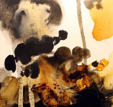 chen jiang hong, 'Glitter B', 2007