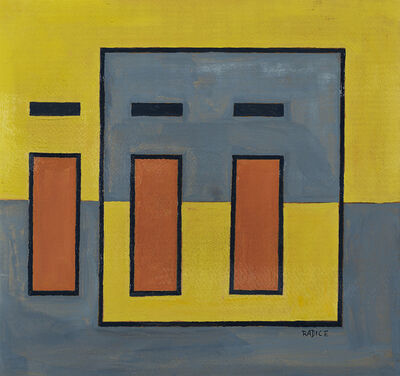 Mario Radice, 'Senza titolo', 1935-1938