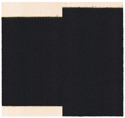 Richard Serra, 'Backstop I', 2021