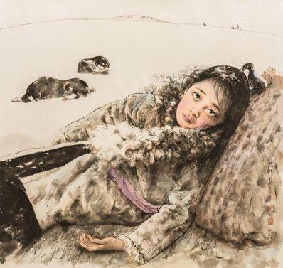 Ai Xuan, 'February', 2017