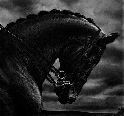 Robert Longo, 'Bucephalus', 2019