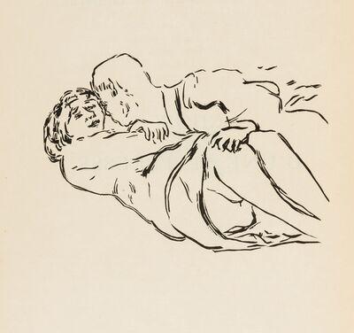 Pierre Bonnard, 'Notes sur L'Armour by Claude Anet', 1922