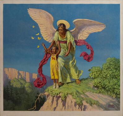 Walter Beach Humphrey, 'Black Angel', ca. 1950