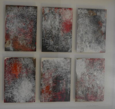 Josep Maria Codina, 'Rosetta I (6 cards)', 2018
