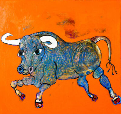 Melinda Mcleod, 'Quinto The Bull ', 2019