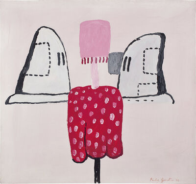 Philip Guston, 'At the Table', 1969