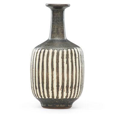 Harrison McIntosh, 'Fluted vase, Claremont, CA', 1947