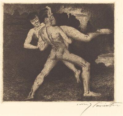 Lovis Corinth, 'Entführung (Abduction)', 1894