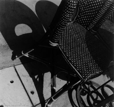 Lee Miller, ' Chairs, Paris, France', 1930