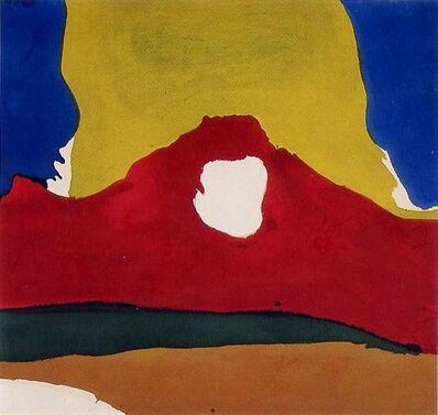 Helen Frankenthaler, 'Floe IV', 1965